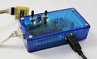 Photo of USB-based programmer
