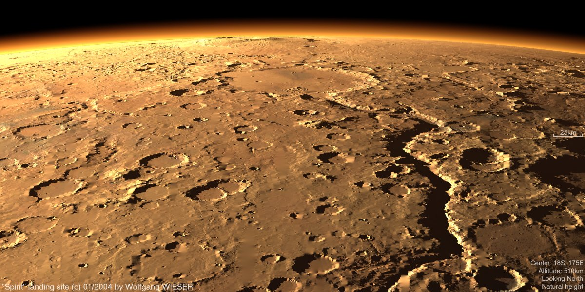 Actual Mars Surface (page 2) - Pics about space